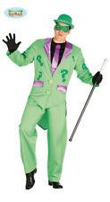 GUIRCA Costume Enigmista riddler batman carnevale halloween uomo mod. 8444_