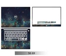 Dazzle Vinyl Laptop Special Sticker Skin For Dell XPS15-9570
