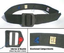 Escape Travel Belt 2 non-metallic Handcuff Keys  a Ceramic Razor Blade and more