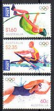 Australie Jeux Olympiques 2012 Londres 2012 ensemble de trois um, neuf sans charnière