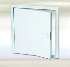 Blechrevisionsklappe 70 x 35 cm für die Wand mit Vierkantverschluss lange Seite