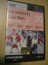 DVD N°20 MOMENTI DI GLORIA DRITTO AL CUORE SPORT CALCIO