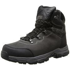 Magnum Mens Austin Mid Waterproof Steel Toe Charcoal Work Boots 5550