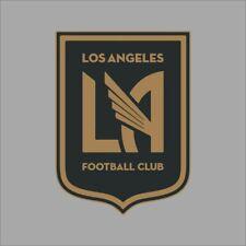 LAFC 2017 MLS Team Logo Vinyl Decal Sticker Car Window Wall Sports Cornhole