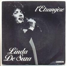 LINDA DE SUZA Vinyle 45T SP L'ETRANGERE - MARIA DOLORES - CARRERE 13133 F Reduit