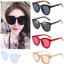 Vintage Retro Women's Cat Eye Designer Large Mirrored Butterfly Sunglasses UV400