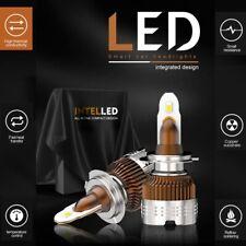 INTEL LED CAR HEADLIGHT BULBS KIT WHITE H7 H4 H1 H11 HB4 9006