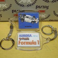 Aurora AFX G+ BATA DIN WILLIAMS INDY Slot Car Key Chain