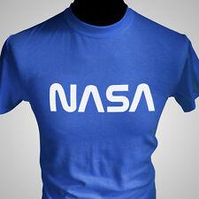 Nasa Retro T Shirt Space Academy 70's Vintage Style Tee