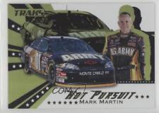 2007 Press Pass Traks Hot Pursuit #HP5 Mark Martin Racing Card