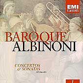Concerti & Sonatas Albinoni, T. Audio CD