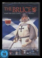 DVD THE BRUCE - KAMPF UM SCHOTTLANDS FREIHEIT (Kampf der Highlander) *** NEU ***