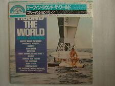 SEALED NEW / BRUCE JOHNSTON SURFIN ROUND THE WORLD / WI
