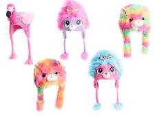 Childrens Kids Adults Girls Fancy Dress Festival Novelty Colourful Fun Hats