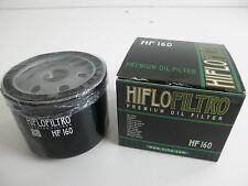 HIFLO FILTRO OLIO HF160 PER BMW  F650 GS SF  ( 2012 )