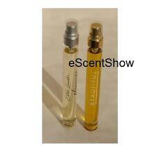 ESTEE LAUDER PURE PARFUM PERFUME .33 OZ / 10 ML PURSE TRAVEL SPRAY PEN WITH CAP