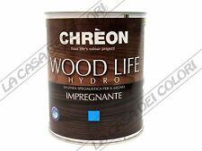 CHREON - WOOD LIFE HYDRO IMPREGNANTE - TINTE CARTELLA - 0,750 lt - ALL'ACQUA