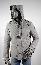 Giubbino giacca Talenti slim fit con toppe in contrasto 2 colori tutte le taglie
