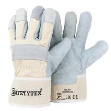 Handschuhe Arbeitshandschuhe Lederhandschuhe Montage Rindvollleder 12 Paar