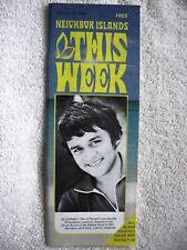 July 5-11, 1972 Hawaiian Islands This Week Booklet