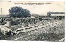 CP 94 VAL DE MARNE - Choisy-le-Roy  Chantiers de Constructions Desbois Rancelant