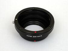 Anello conversione adattatore Corpo Micro-4/3 Ottica Canon EOS