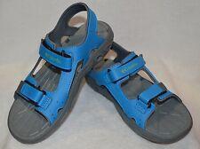 Columbia Kid's Techsun Vent Grey/Blue Outdoor Sandals - Size 3/4/5 NWOB