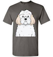 Cockapoo Dog Cartoon T-Shirt Tee - Men Women Ladies Youth Kids Tank Long Sleeve