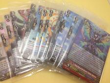Cardfight Vanguard Box Topper Promo Card - YOU PICK