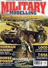 Military Modelling Magazine V29 N2 Norman Knight Russian T-64A Swedish AAV 105
