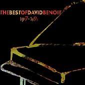 The Best of David Benoit 1987-1995 by David Benoit (CD, Oct-1995, GRP (USA))