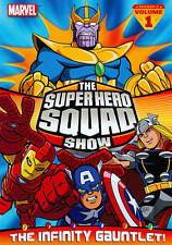 The Super Hero Squad Show: The Infinity Gauntlet - Season 2, Vol. 1 (DVD, 2011)