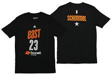 Adidas WNBA Youth New York Liberty Shoni Shchimmel #23 Player Tee