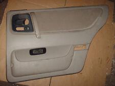 94 95 96 97 Saab 9000 CS Turbo 4dr RH Passengers Side Rear Interior Door Panel