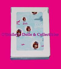 """WORLD TOUR STEWARDESS"" 2012 Barbie CARD DECK NBDC Orange County Convention_NRFB"