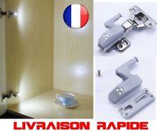 LED Eclairage placards armoires charnière garde robe lumiére lampe capteur nuit
