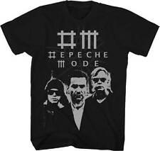 DEPECHE MODE - Band Photo - T SHIRT S-M-L-XL-2XL Brand New - Official T Shirt