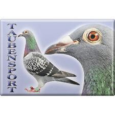 Refridgerator Magnet Door Button taubenverein Sports Fan Pigeon Racing 38209