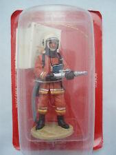 Figurine Del Prado plomb Soldats Feu Pompier Bruxelles Belgique 2003 DELPRADO