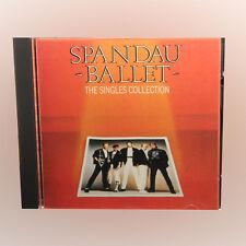 Spandau Ballet - The Singles Collection - musique album cd
