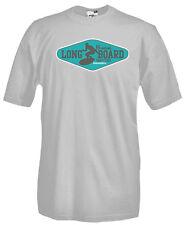 T-Shirt girocollo manica corta Sport Q07 Surf Hawaii Longboard Masters