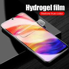 For Xiaomi Redmi Note 7 9TPro Full Hydrogel Film Tempered Glass Screen Protector