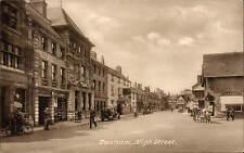 Oakham. High Street # 85149 by Frith for C. Matkin, Printer & Stationer, Oakham.