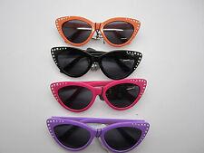 KIDS Girls CATEYES Sunglasses Pearls Dot FREE Micro Fiber Pouch$5 - CVKP1014SDCV