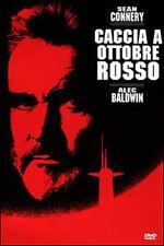 DVD • Caccia a Ottobre Rosso CONNERY BALDWIN ITALIANO