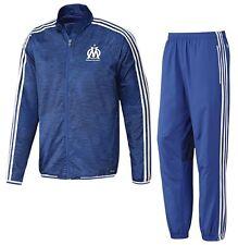 Adidas OLYMPIQUE DE MARSEILLE [Taille XS/S/M] Jogging Costume Tracksuit NOUVEAU & NEUF dans sa boîte