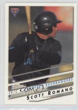 1995 Futera Australian Baseball Scott Romano #12