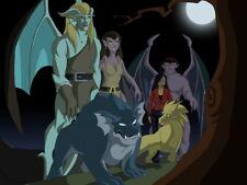 Gargoyles Characters Cartoon TV Series Art HUGE GIANT PRINT POSTER