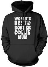 World's Best Border Collie Mum - Dog Puppy Gift Unisex Hoodie