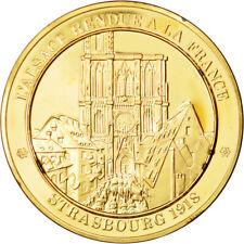 Jetons & Médailles, L'Histoire de France, Médaille, L'Alsace rendu à #62970